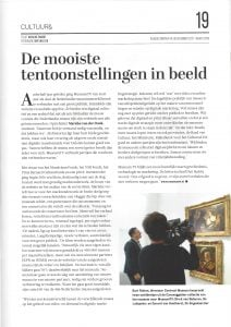Amy Welten, MuseumTV, Artikel, In Good Company