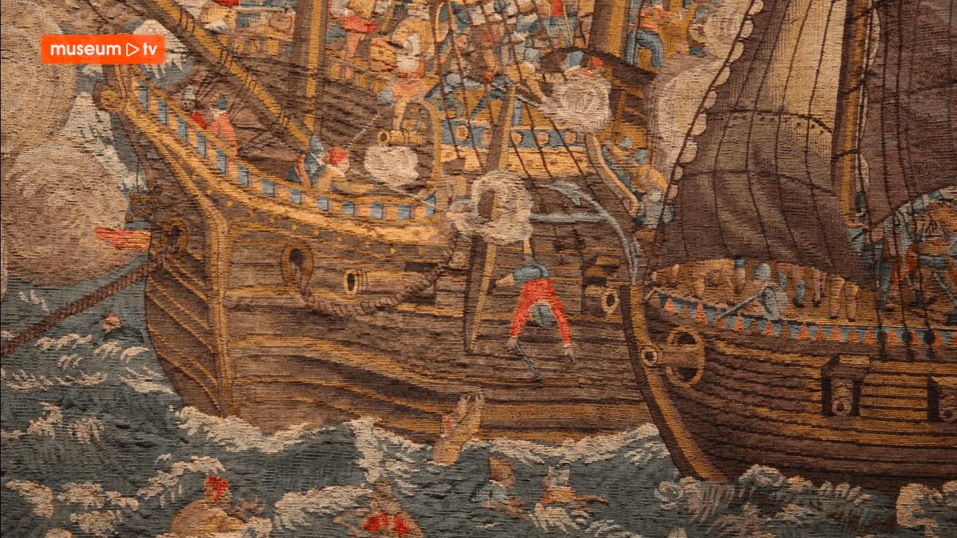wandtapijt, zeeuws museum, tapijt, museumtv